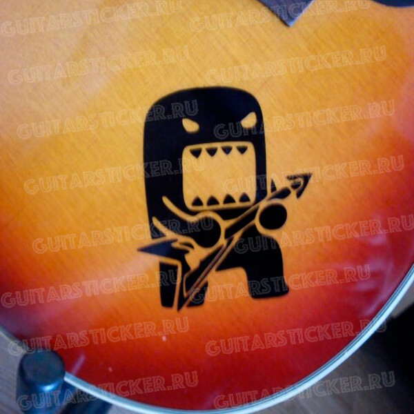Купить наклейки на гитару