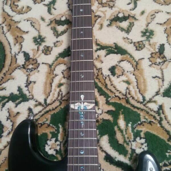 Комплект кадуцей на гитару