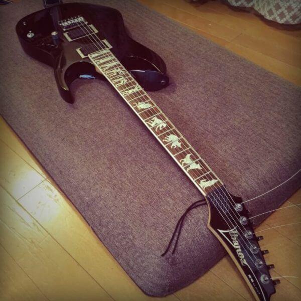 Купить наклейки виниловые на гриф гитары