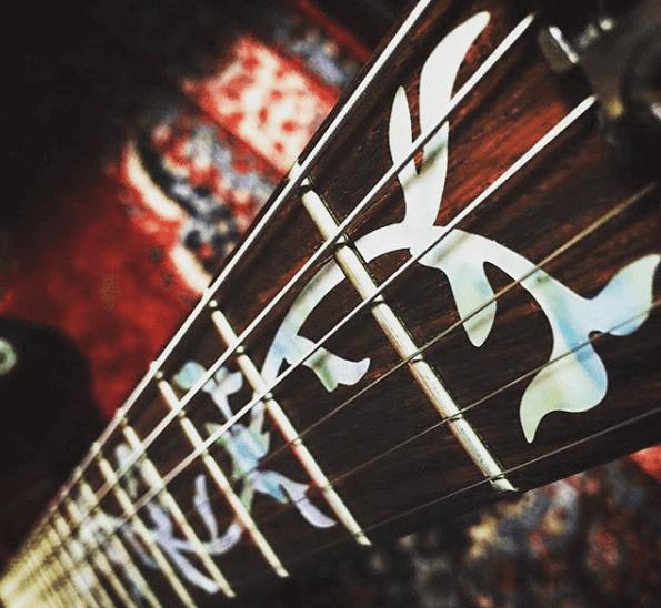 Купить наклейки на гриф гитары древо жизни