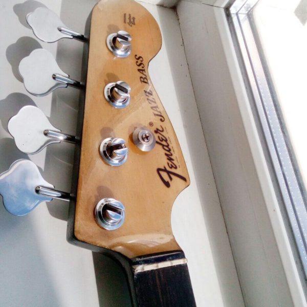 Купить наклейку Fender Jazz Bass 1968-1975