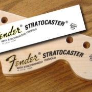 Результат по восстановлению гитары fender-stratocaster-1968-1970