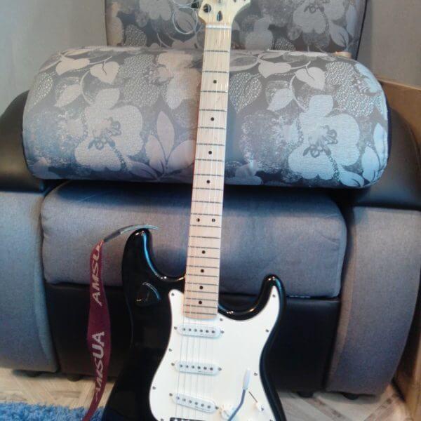 Купить в россии наклейки для гитары фендер Fender Stratocaster 1968-1970