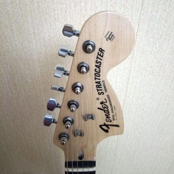 Декаль для гитары Fender Stratocaster 1968-1970