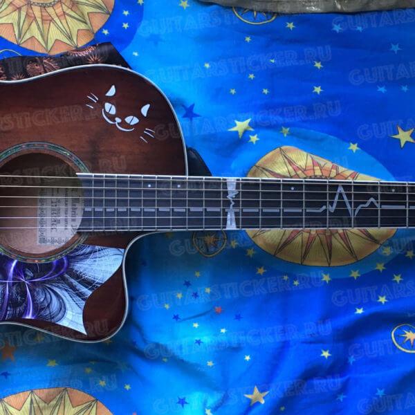 Купить красивую каплю гитары