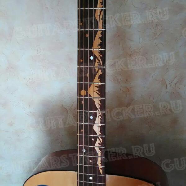 Купить горы для грифа гитары
