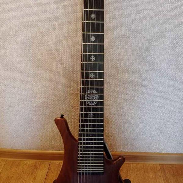 наклейка Кельтский крест для гитары