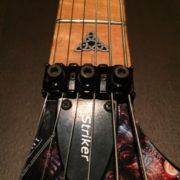 Комплект наклеек на гитару кельтский узел