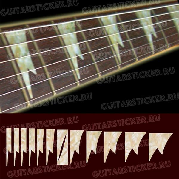 Купить клыки на лады гитары