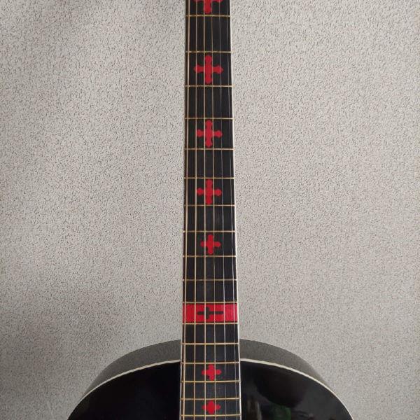 Кресты на гриф гитары