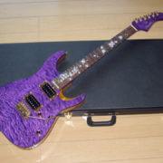 Комплект наклеек магнолия на гриф гитары
