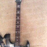 Комплект наклеек на гриф гитары Metallica