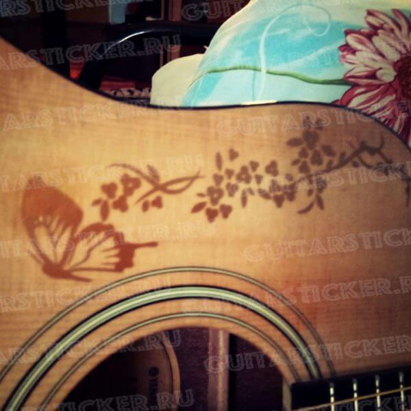 Купить украшения орнаменты для гитары