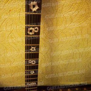 Наклейки пулевые отверстия на гриф гитары