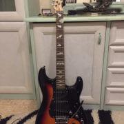 Купить наклейки для гитары с логотипом rammstein