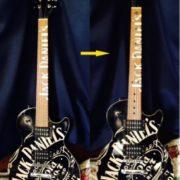 Купить звезды на гриф гитары