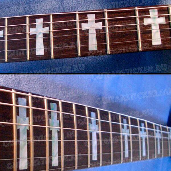 Кресты на гитару Тони Иомми
