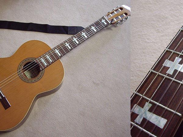 Купить набор крестов для ладов гитары