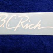 Оригинальная деколь B.C.Rich купить