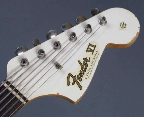 Декали для гитары fender-bass-vi