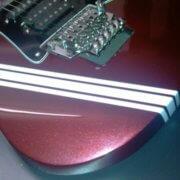 Комплект полос на деку гитары