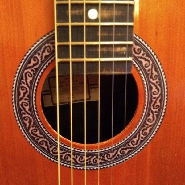 Купить наклейки на резонаторное отверстие классической гитары