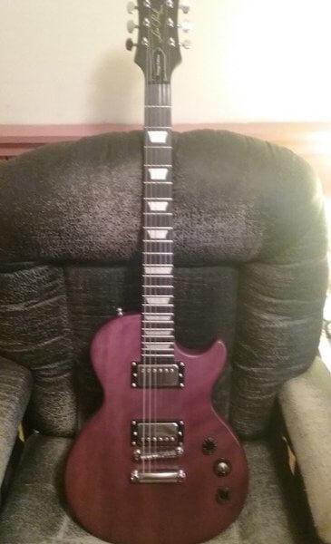 Фото от покупателей наклейки для гитары