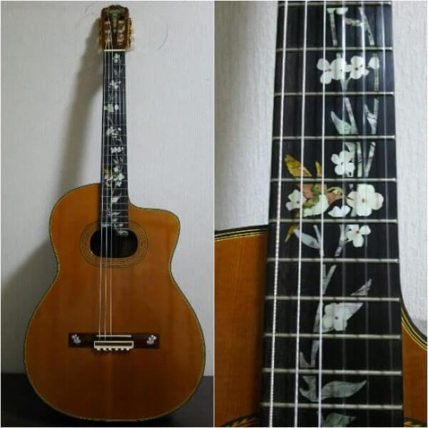 Наклейки на гриф акустической гитары купить