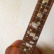 Виниловые наклейки для укулеле
