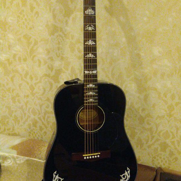 Готические орнаменты купить для гитары