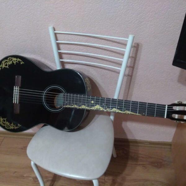 Купить виниловые орнаменты на деку гитары