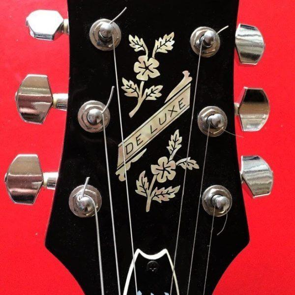 Восстановить гитару эпифон купить декали
