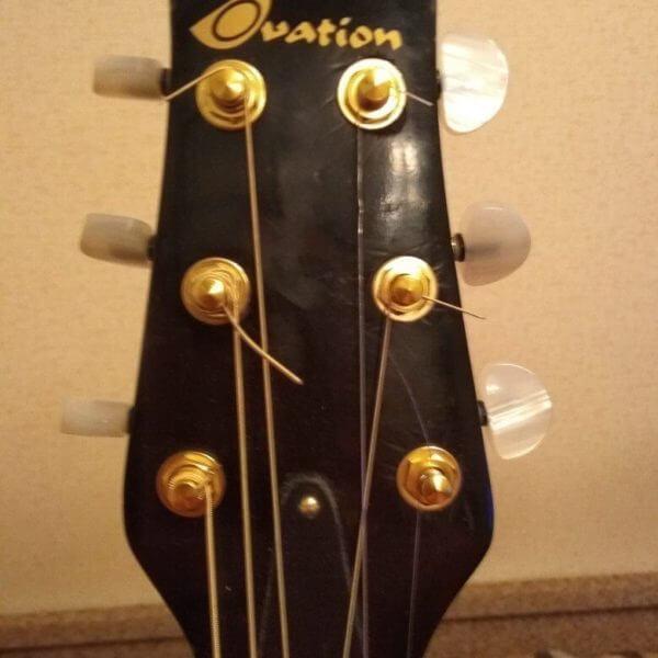 Наклейки ovation для гитары купить в России