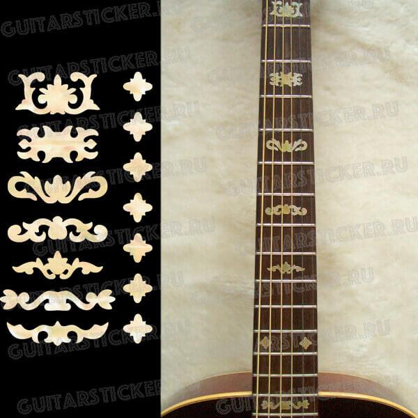 Купить виниловые наклейки для банджо