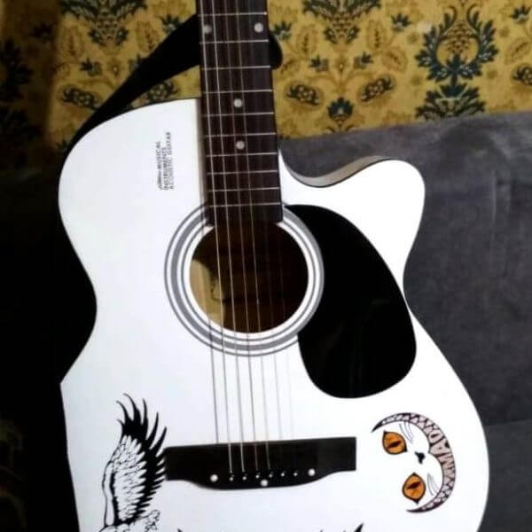 Купить наклейки гитарстикер